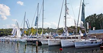 WIATR I WODA na wodzie: Gdyński salon jachtowy AD 2013 zaprasza!