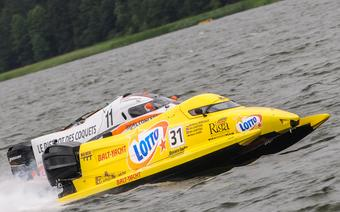 Bartłomiej Marszałek, Necko Endurance F1 H2O