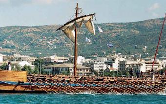 Jachty Niezwykłe: ARGO - nic dwa razy się nie zdarza...