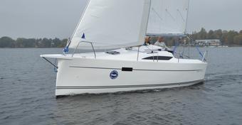 Jachty: Viko S 21 - Mały, wygodny i tani
