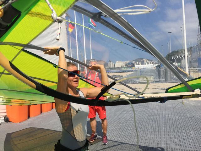 Waldemar Heflich z Rio: żeglarze są już gotowi!