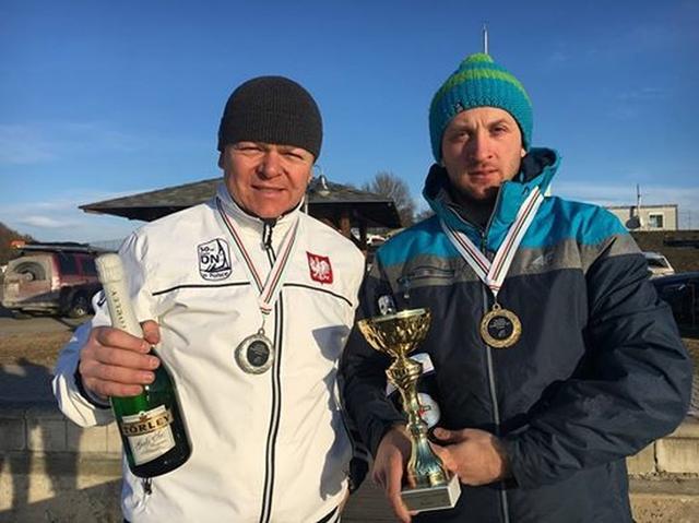 Dwóch Polaków na podium Mistrzostw Węgier w klasie DN