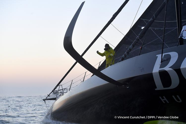Alex Thomson drugi w Vendee Globe!