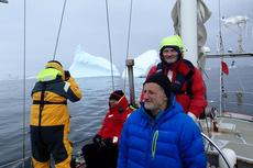Pozdrowienia z Antarktydy